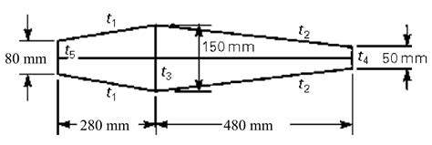 tubular section a hollow multicell aluminium tube cross section