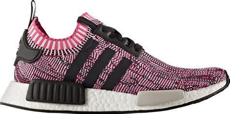Sepatu Adidas Nmd R1 Womens Grey Pink Premium Quality adidas nmd r1 primeknit pink w