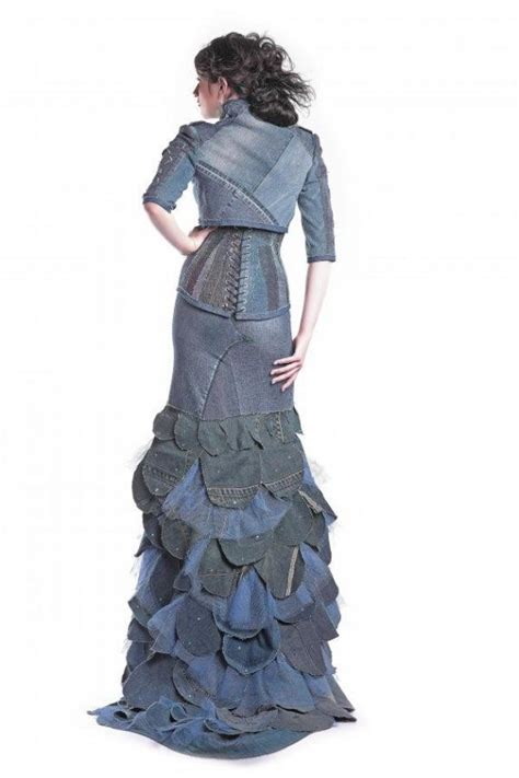 Gamis Denim Le Couture 15 445 best images about recycle your on