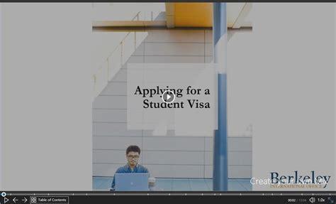 applying for a visa international office