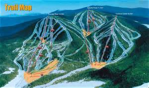 arizona snowbowl trail map park resort