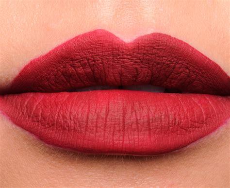 Colourpop Ultra Matte Lipstick Avenue colourpop avenue bumble ultra matte liquid lipsticks reviews photos swatchew temptalia