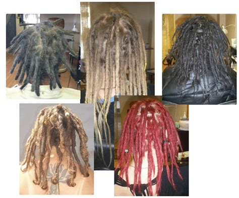 sectioning hair for dreads grab n go sectioning dreadlocks and alternative