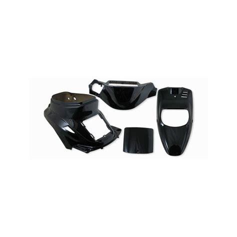 Roller Schwarz Lackieren by Verkleidungskit Stylepro F 252 R Mbk Booster Yamaha Bws