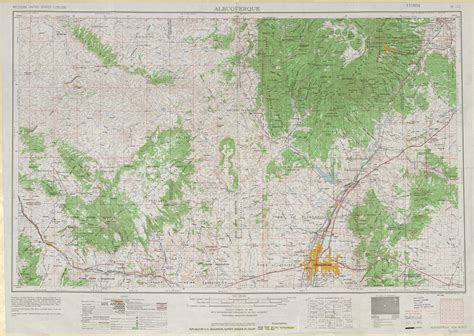 topographic map of mexico united states topographic maps 1 250 000 perry casta 241 eda