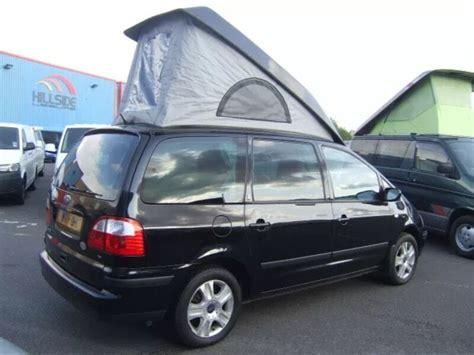 wheelhome ford galaxy ghia camping car conversion