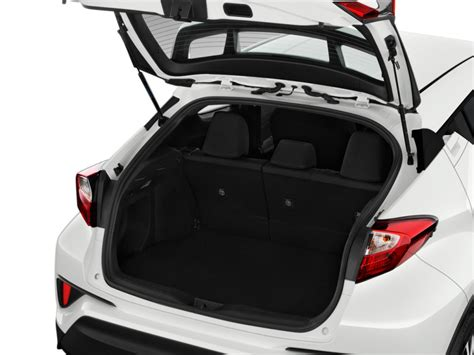 Premium C image 2018 toyota c hr xle premium fwd natl trunk size