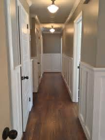 Crown Molding In Hallway Beautiful Wainscoting And Crown Molding For The Hallway