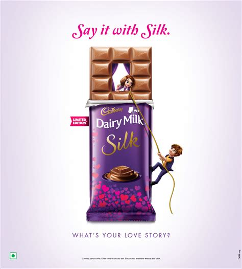 cadbury valentines day cadbury silk s day arthat studio