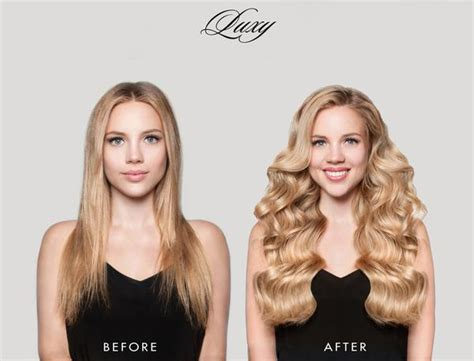can you wear halo hair piece with thin hair 6 reasons to wear hair extensions luxy hair