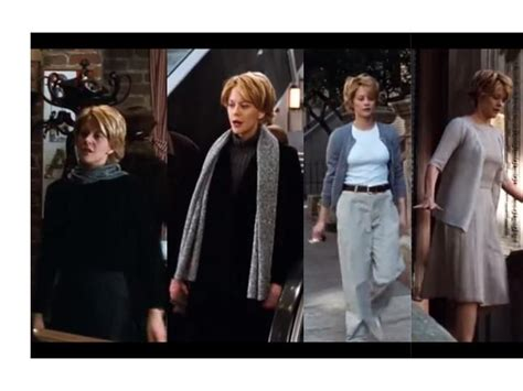 meg ryan fashions you ve got mail meg ryan you ve got mail playing dress up pinterest