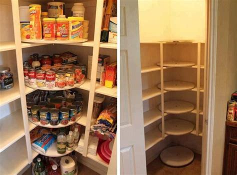 Lazy Susan In Pantry by Food Pantry Lazy Susan Home Ideas