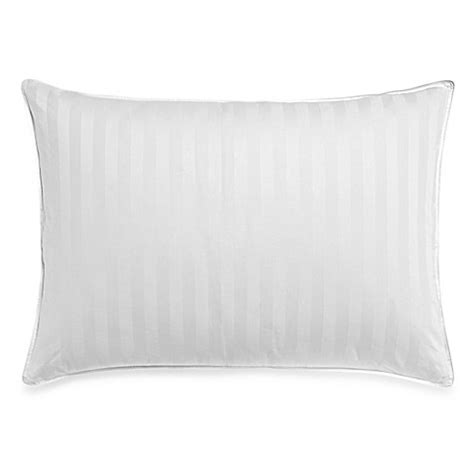 bed bath and beyond down pillows real simple 174 down pillow bed bath beyond