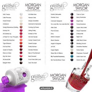 color match wax betty nails color chart