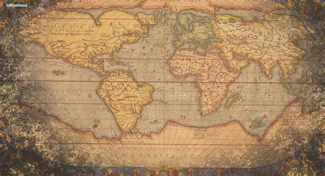 vintage map picture framing a frame of mind palladio an world look in a modern time