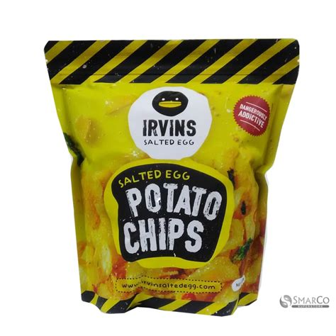 Irvins Salted Egg Small detil produk irvins salted egg potato chip small 241470001 superstore the smart choice