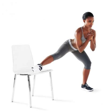 side bench exercise get fit where you sit with this 10 minute chair workout