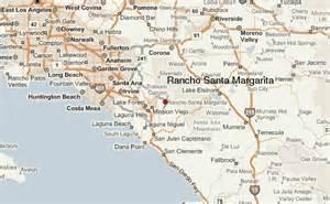 santa margarita california map rancho santa margarita location guide