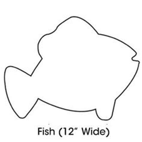 fish templates for cutting out 1000 ideas about fish template on fish crafts