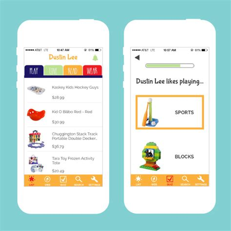 gift list app for iphone create your wish list today with pinwheel project nursery