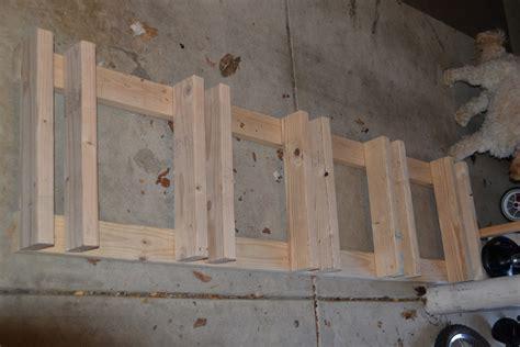 build  wooden bike rack plans diy