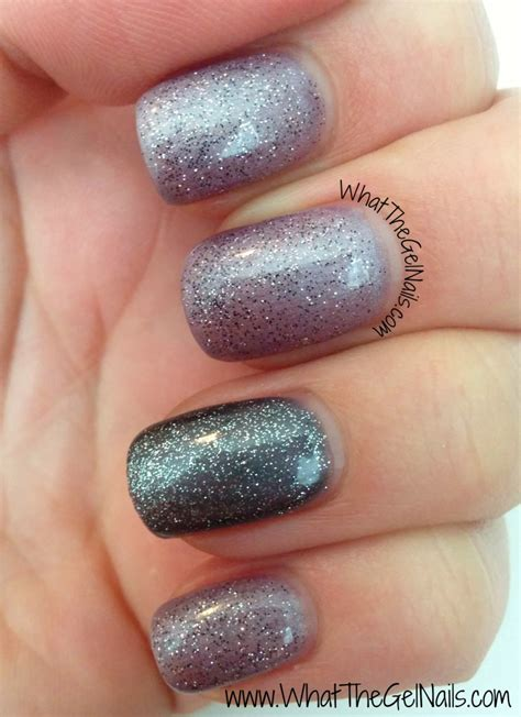 new year gel nail new years manicure with gel