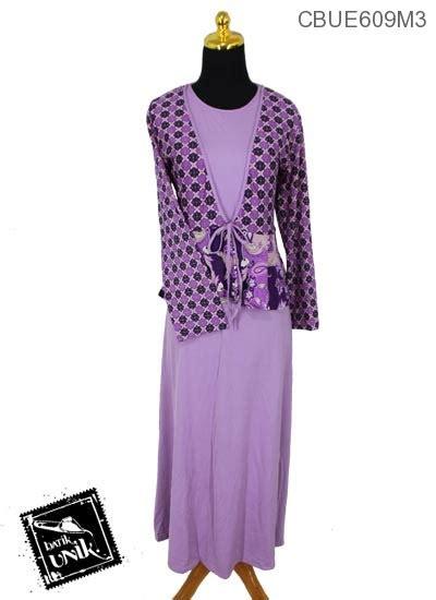 Baju Batik Gamis Murah baju batik gamis motif kenikir wijaya gamis muslim murah