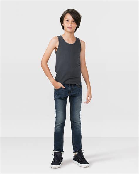 Jersey Singlet jongens jersey singlet 2 pack 79363396 we fashion