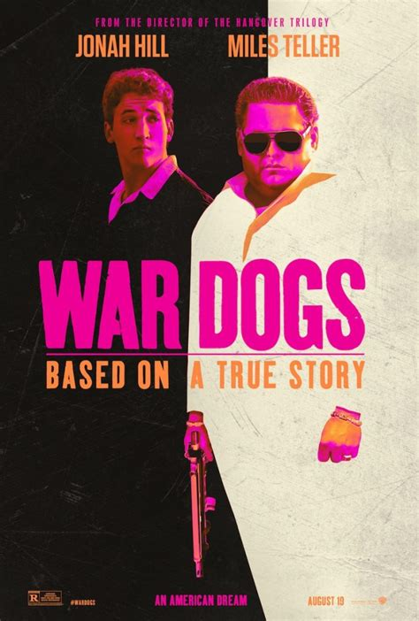 is war dogs on netflix war dogs trailer jonah hill teller are unlikely gun runners