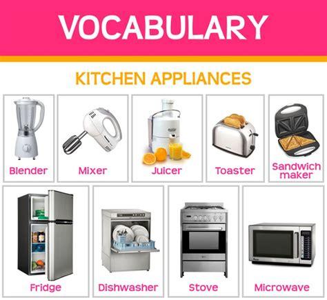 Esl Kitchen Vocabulary by 1000 Images About Kitchen Vocabulary On Esl