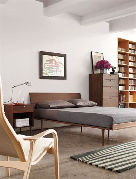 Mid Century Modern Bedrooms by 25 Best Ideas About Modern Bed Designs On Diy