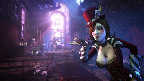 Borderlands Mad Moxxi borderlands 2 mad moxxi y la boda sangrienta para xbox