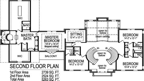 million dollar homes floor plans million dollar house plans 5000 sq ft house plans