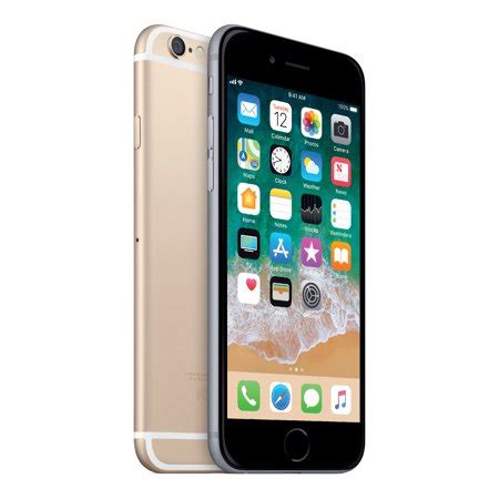 iphone 6 walmart talk apple prepaid iphone 6 with 32gb gold walmart