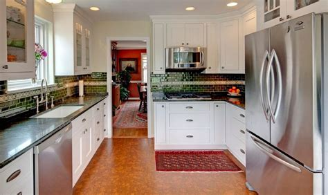 cork floors in kitchen choosing the best type of flooring for dogs and their owners