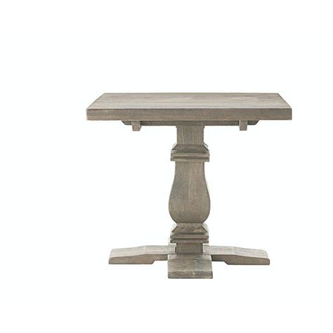 home decorators collection aldridge antique grey end table