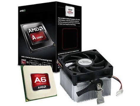 Amd A6 6400 3 9 Ghz amd apu a6 x2 6400 fm2