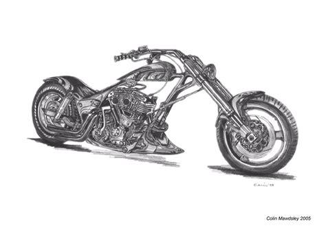 Harley Davidson Custom 2 By Kloggi69 On Deviantart