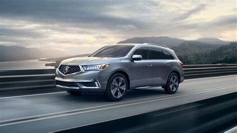 Acura Of by 2017 Acura Mdx Central Acura Dealers