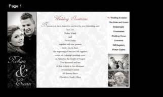 Wedding invitations online invites