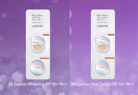 Harga Bb Cushion Pixy by Free Laneige Bb Cushion Whitening Pore Spf 50