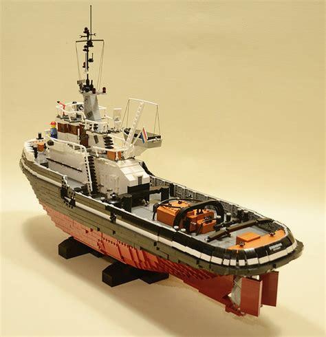 Lego Wars Boat boat the lego car