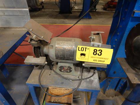 delta 8 bench grinder delta 8 bench grinder 28 images west auctions