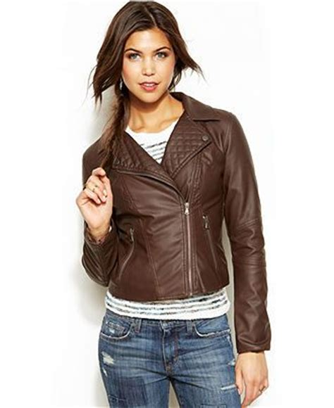 celebrity pink moto jeans celebrity pink faux leather quilted moto jacket jackets