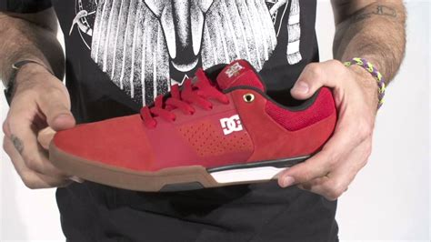 Sepatu Dc Chris Cole dc shoes chris cole tech talk cole lite 2