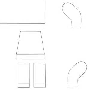 Lego Figure Template by Lego Minifigure Decal Template By Bobbricks On Deviantart