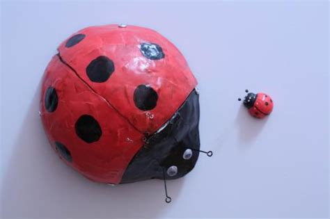 How To Make Paper Ladybugs - gorobotics 10th anniversary giveaway winners robotshop