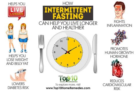 intermittent fasting feel look and be healthier a term strategy to lose weight build muscles be healthier and increased productivity books how intermittent fasting can help you live longer and
