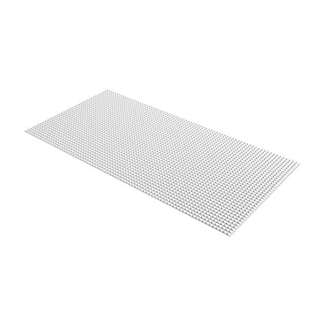 Ceiling Light Panel Shop Plaskolite Common 24 In X 48 In Actual 23 75 In X 47 75 In 7 85 Sq Ft Louvered Ceiling