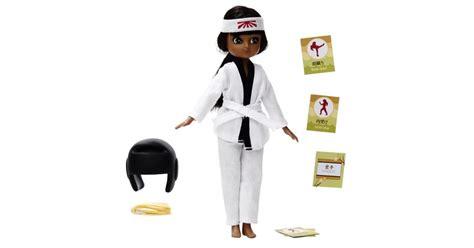 lottie dolls south africa kawaii karate lottie doll a mighty